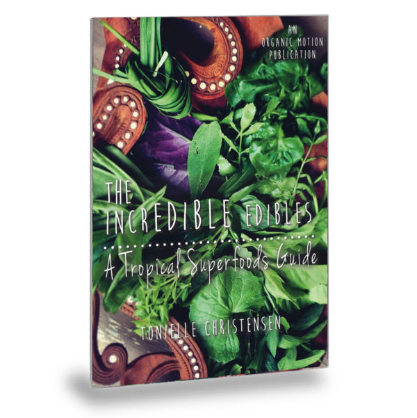 Tropical edible superfood guide ebook