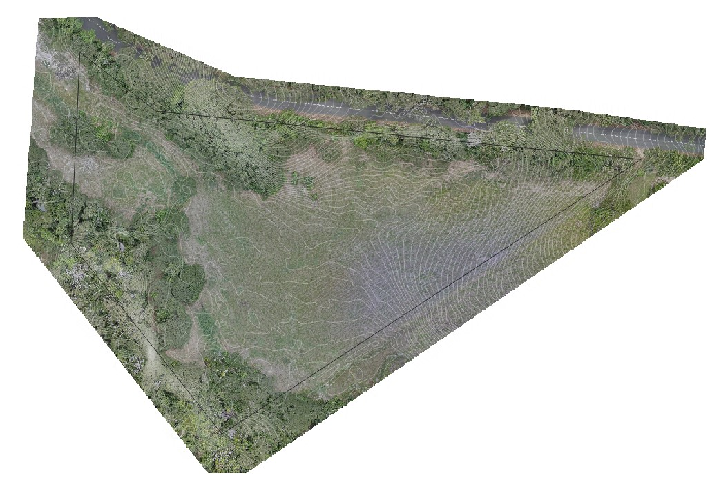 drone landscape mapping